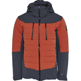 North Bend Hirafu Anorak de ski Homme, blue ink